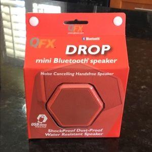 QFX Drop Mini Bluetooth Speaker